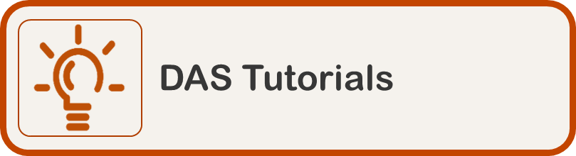 DAS Tutorials