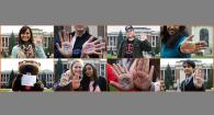 Hands with Love is Louder... messages